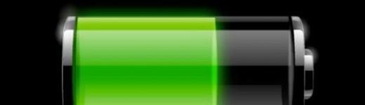 iPhone battery 520x150 - 9 (vraies) solutions pour économiser la pile de votre iPhone 4S [Tutoriel]