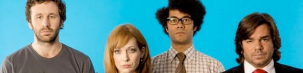 Pas de 5e saison d'IT Crowd en vue [TV]
