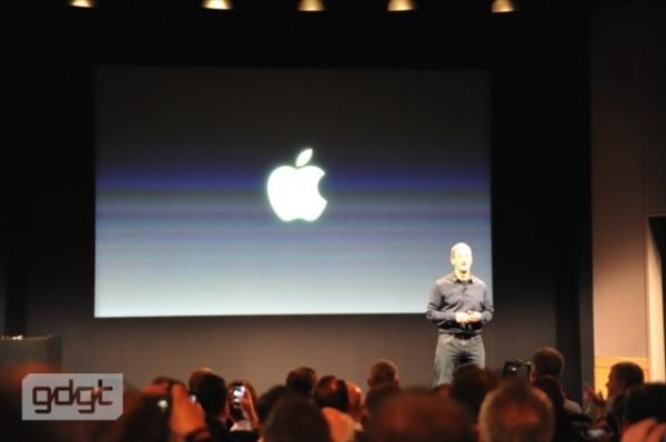 live apple iphone 5 event coverage2 600x399 - Conférence de l'iPhone 4S et de l'iPhone 5 [Live]