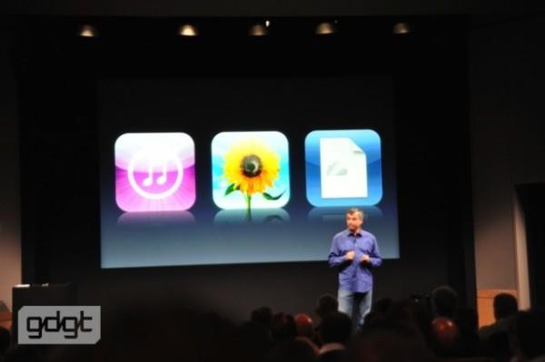 live apple iphone 5 event coverage4 600x399 - Conférence de l'iPhone 4S et de l'iPhone 5 [Live]