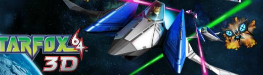 Star Fox 64 3D - Entête