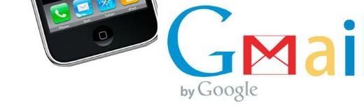 gmail sous ios 520x150 - Une application iOS native pour Gmail, très bientôt!