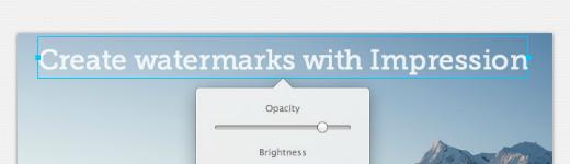 impression 2 main 23 520x150 - Impression 2.0 pour Mac OS X est disponible