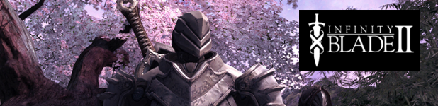 infinity blade 2 - Infinity Blade 2 en vidéo [Présentation]