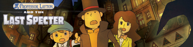 Professor Layton and the Last Specter [Test]