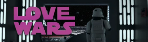 love wars 520x150 - Love Wars, deux Stormtroopers en amour [Court-métrage]
