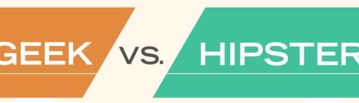 geek vs hipster entete 520x150 - Geek vs. Hipster [Infographique]