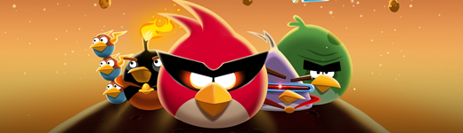 angry birds space 520x150 - Angry Birds Space sort aujourd'hui!