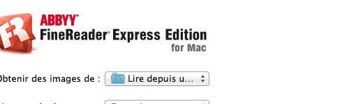 abbyyfinereader 520x150 - ABBYY FineReader Express, un OCR sur Mac [Test]