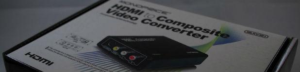 convertisseur hdmi svideo monoprice - Convertisseur HDMI vers Composite de MonoPrice [Test]