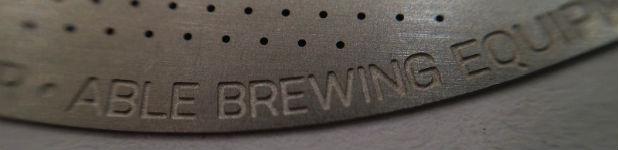 disque metal able brewing entete - Disque de métal d'Able Brewing pour Aeropress [Test]