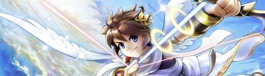 kid icarus uprising box - enetete