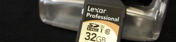 IMG 7469 imp entete - Carte Lexar Professional SDHC 600x [Test]