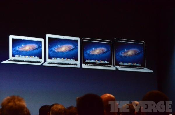 apple wwdc 2012  0612 - Keynote du WWDC 2012 [Live]