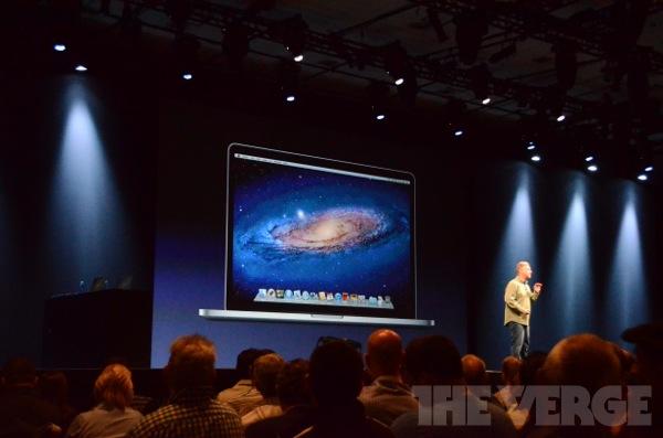 apple wwdc 2012  0706 - Keynote du WWDC 2012 [Live]