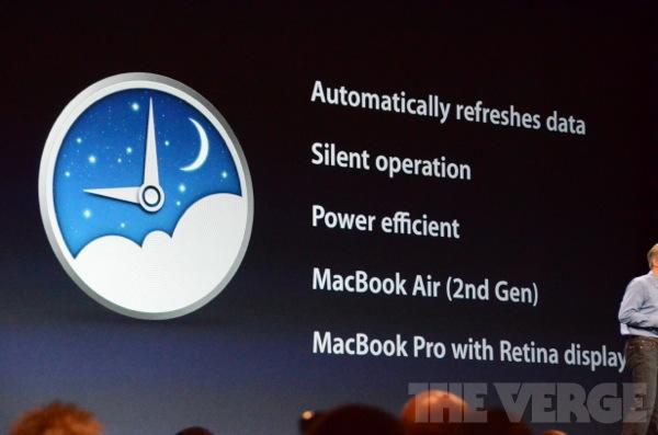apple wwdc 2012  0837 - Keynote du WWDC 2012 [Live]