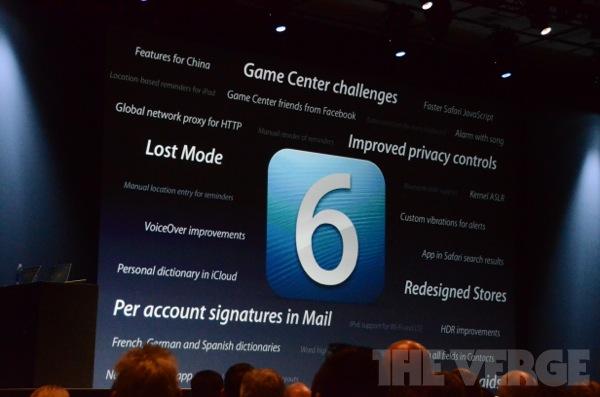 apple wwdc 2012  1107 - Keynote du WWDC 2012 [Live]