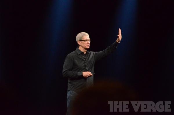 apple wwdc 2012  1134 - Keynote du WWDC 2012 [Live]
