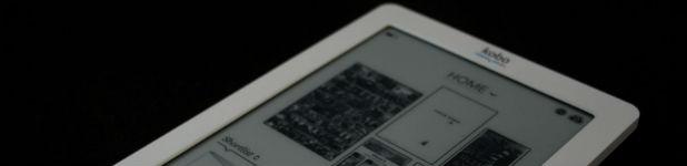 Kobo eReader Touch [Test]