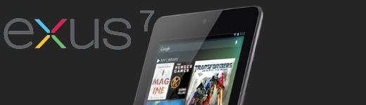 google nexus 7 520x150 - Google Nexus 7, les détails