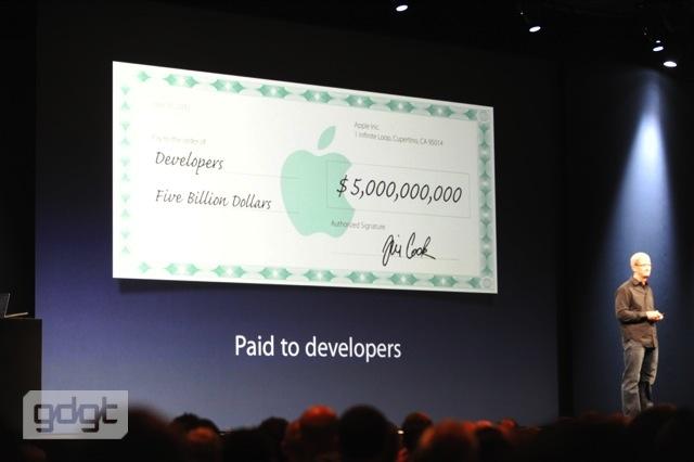 live wwdc 2012 keynote coverage5 - Keynote du WWDC 2012 [Live]