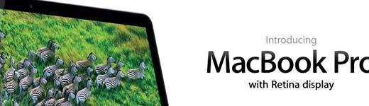 mbp 520x150 - Résumé des annonces d'Apple au WWDC 2012