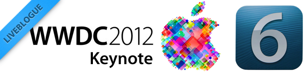 Keynote du WWDC 2012 [Live]