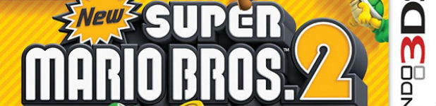 NSMB2boxcover banner - New Super Mario Bros. 2 [Critique]