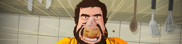 epic meal time banner - Epic Meal Time [Critique]