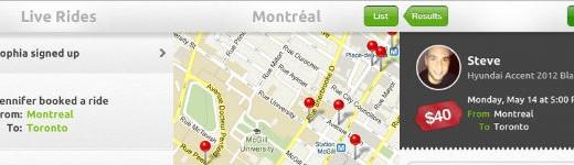 live rides 520x150 - Live Rides, le covoiturage sur mobile fait au Québec