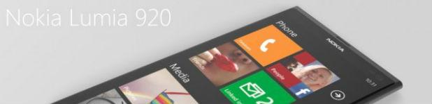 Nokia Lumia 820, Lumia 920 et accessoires en résumé