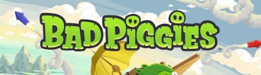 bad piggies 520x150 - Bad Piggies, la revanche des cochons!