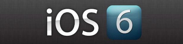 ios6 - iOS 6 est disponible, voici les liens directs