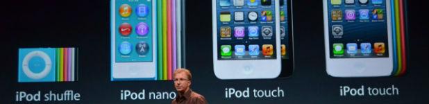 ipods - iPod touch, iPod nano et iPod shuffle, tous les détails!