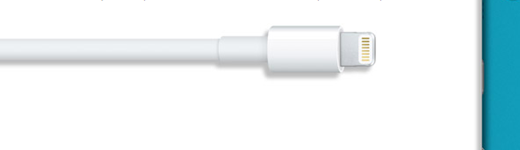lightning 520x150 - La controverse du câble Lightning et les explications