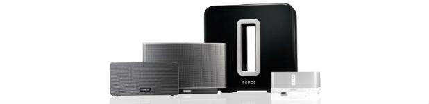sonos family - Sonos Play:3 et Sub [Test]