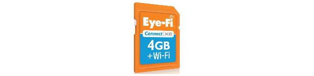 Sans titre - Carte SD Wi-Fi, la Eye-Fi Connect X2 [Test]