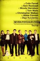 Seven Psychopaths poster1 131x200 - Seven Psychopaths : Un film totalement fou !