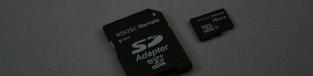 Wintec microSDHC Class 10 16Go - Carte Wintec microSDHC Class 10 de 16Go [Test]