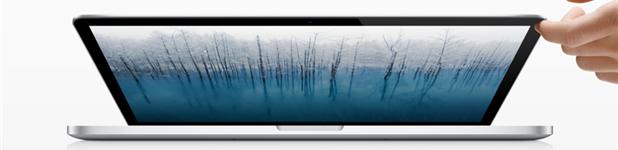 MacBook Pro avec écran Retina [Test]