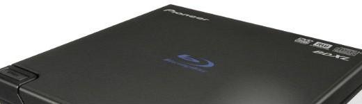 Graveur Blu-Ray Pioneer BDR-XD04 [Test]
