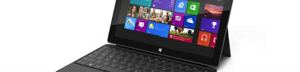 surface - Microsoft annonce les détails de sa Surface!