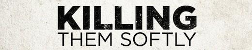 Killing Them Softly baniière 520x105 - Killing Them Softly : Le coté sombre de l'Amérique