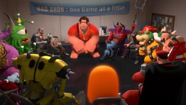 Wreck It Ralph 600x337 - Wreck-It Ralph : Génération Geek !