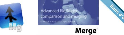 araxis merge 520x150 - Araxis Merge, comparer, fusionner et même avec des dossiers