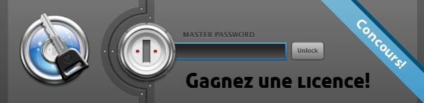 Gagnez 1Password avec le Blogue de Geek!