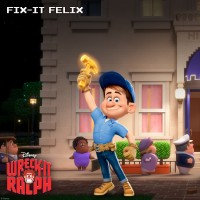 wreck it ralph felix 200x200 - Wreck-It Ralph : Génération Geek !