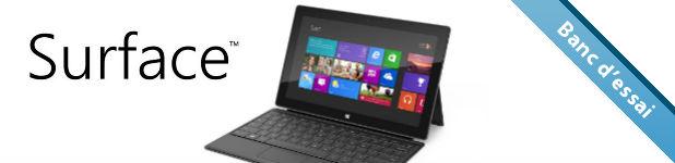 Microsoft Surface [Test]
