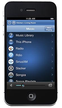 rage phone owner 220 CA - Sonos joue maintenant la librairie de votre appareil!