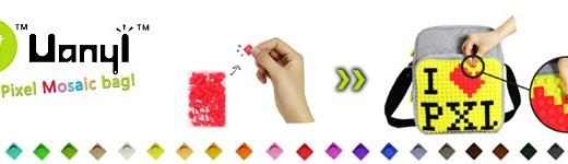 """bannière 520x150 - Choisis ton """"8bit style"""" avec Uanyi!"""